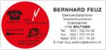 Elektroinstallationen Bernhard Feuz
